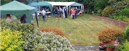 Charities Barbecue